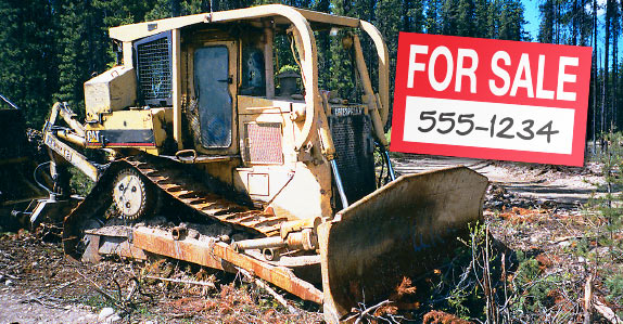 Five ways to sell heavy equipment