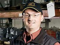 Bryan Gour - Langley Excavator Parts Exchange (Langley, BC